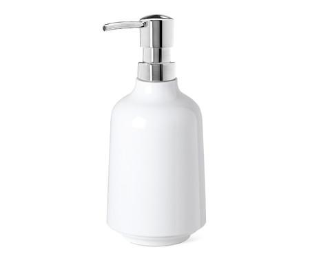 Dispenser de Sabonete Líquido Georgia - Branco | WestwingNow