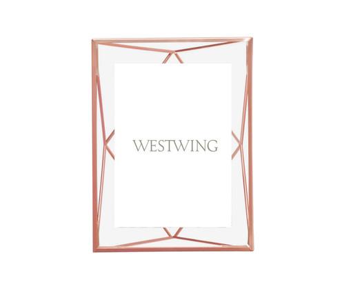 Porta-Retrato Eva - Rosa, Rosa | WestwingNow