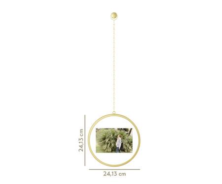 Porta-Retrato Cintia -  Dourado | WestwingNow