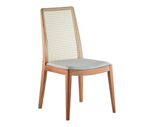Cadeira de Madeira Agnes - Creme, Bege, Natural | WestwingNow