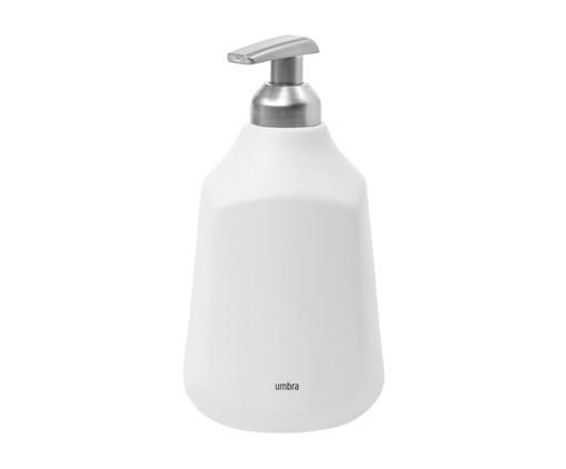 Dispenser de Sabonete Líquido Julia - Branco, Branco   WestwingNow