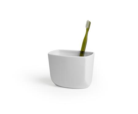 Porta Escova de Dente Julia -Branco | WestwingNow