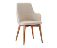 Cadeira com Braços Dora - Creme | WestwingNow