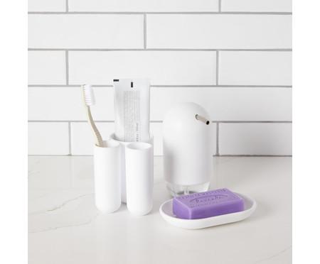Dispenser de Sabonete Líquido Carlos - Branco | WestwingNow