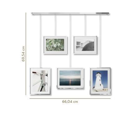 Porta-Retrato Elena - Cinza | WestwingNow