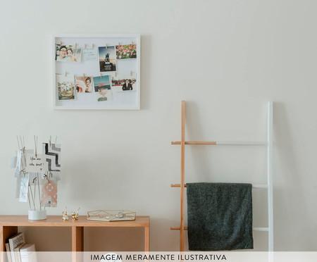 Porta-Retrato Luiz - Branco | WestwingNow