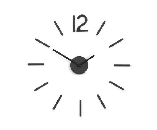Relógio Concepcion - Preto, Preto | WestwingNow
