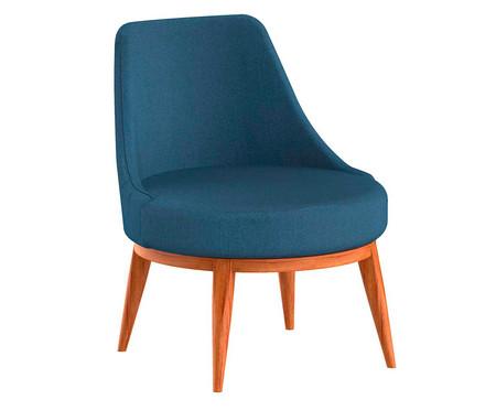 Poltrona Olivia - Azul Turquesa | WestwingNow