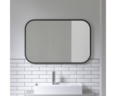 Espelho de Parede Luiza  - Preto | WestwingNow