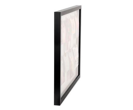 Porta-Retrato Sivia - Preto | WestwingNow