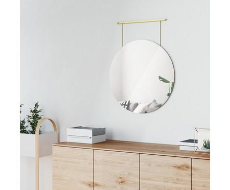 Espelho de Parede Elena - Dourado | WestwingNow