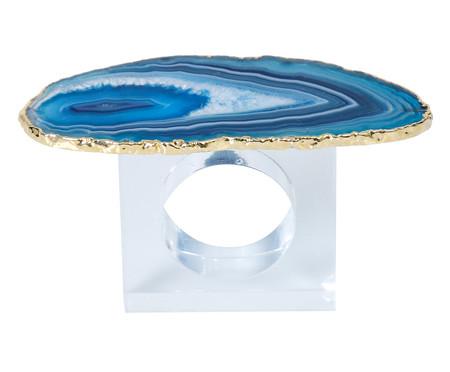 Anel para Guardanapo de Ágata Matilde - Azul | WestwingNow