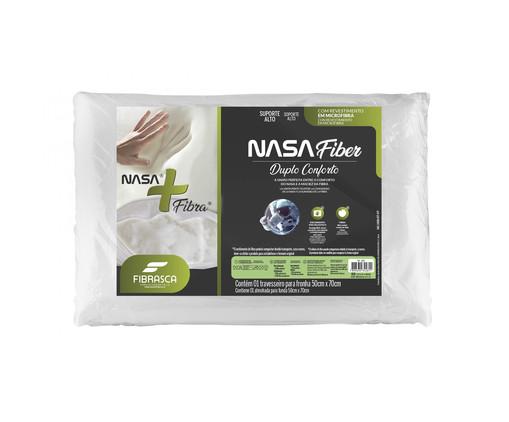 Travesseiro Nasa Fiber, Branco | WestwingNow