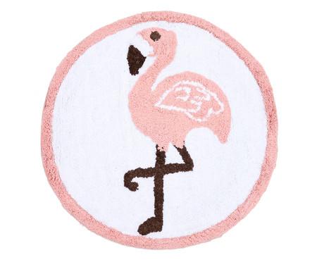 Tapete de Banheiro Flamingo | WestwingNow
