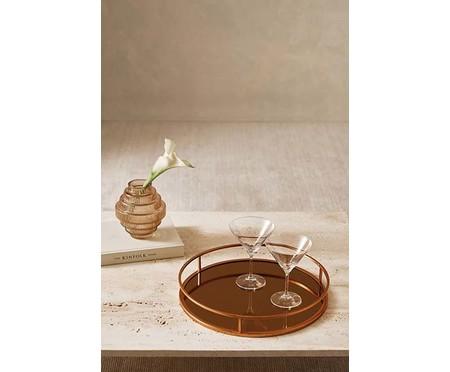 Vaso em Vidro Lemoine - Rosé | WestwingNow