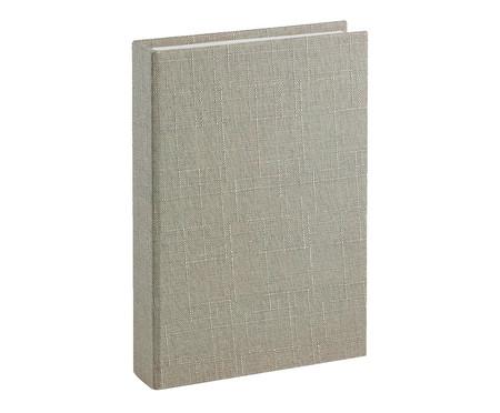 Book Box Callie - Cinza | WestwingNow