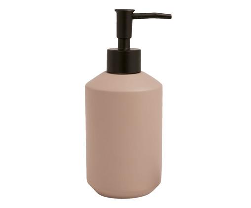 Dispenser para Sabonete Liquido em Cimento Marlene - Rosa, Bege | WestwingNow