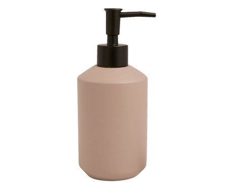 Dispenser para Sabonete Liquido em Cimento Marlene - Rosa | WestwingNow