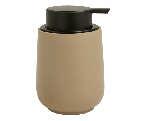 Dispenser para Sabonete Liquido em Cimento Paula - Cinza, Cinza | WestwingNow