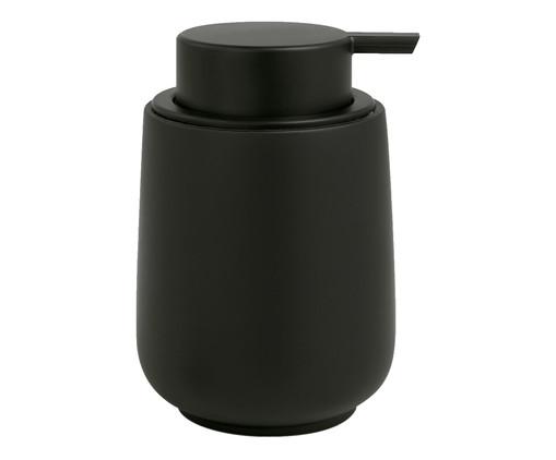 Dispenser para Sabonete Liquido em Cimento Paula - Preto, Preto | WestwingNow