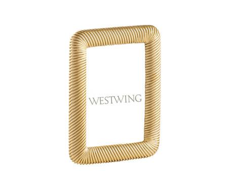 Porta-Retrato Zoe - Dourado | WestwingNow
