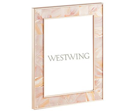 Porta-Retrato Deirdre - Bege | WestwingNow