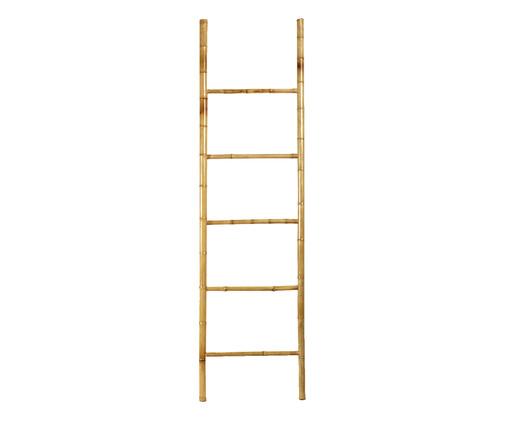 Escada Decorativa em Bambu Ilma - Bege, Bege | WestwingNow