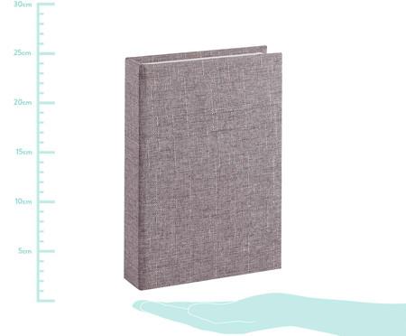 Book Box Cleo - Cinza | WestwingNow