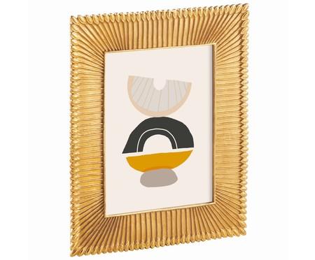 Porta-Retrato Eloá - Dourado | WestwingNow