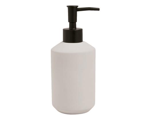Dispenser para Sabonete Liquido em Cimento Marlene - Cinza, Cinza   WestwingNow
