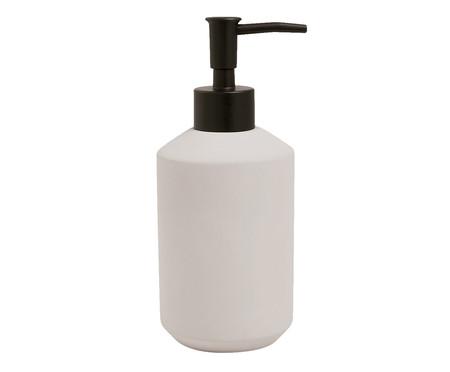 Dispenser para Sabonete Liquido em Cimento Marlene - Cinza | WestwingNow