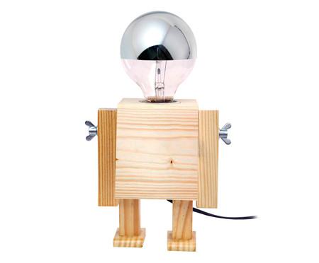 Luminária de Mesa Robô Boy - Bivolt | WestwingNow