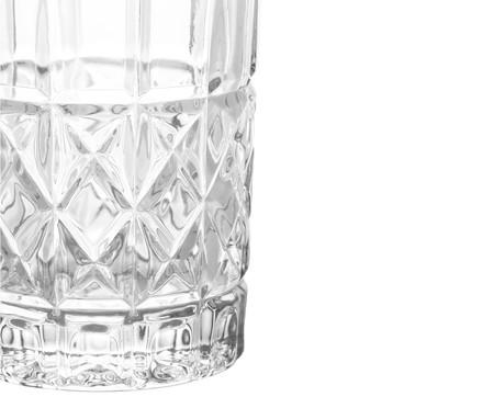 Jogo de Copos em Cristal Madrid Transparente - 03 Pessoas | WestwingNow
