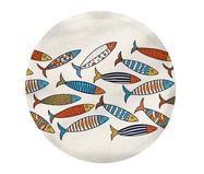 Lugar Americano Colorful Fish - Estampado   WestwingNow
