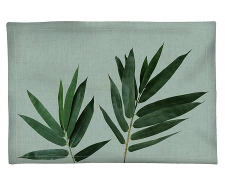 Lugar Americano Plants - Azul | WestwingNow