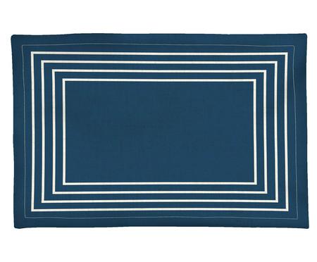 Lugar Americano Brigite - Azul | WestwingNow