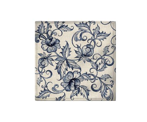 Guardanapo Flowers Traditional - Azul, Azul | WestwingNow