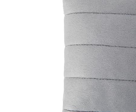 Peso de Porta Cinza - 12x17cm | WestwingNow