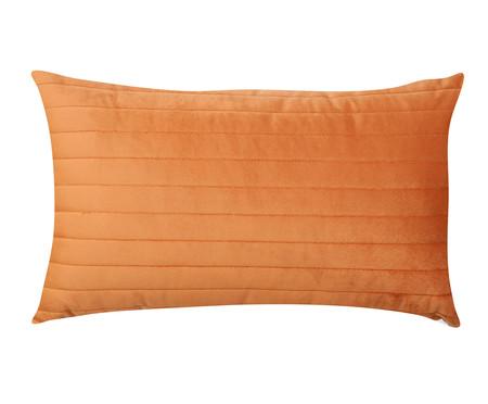 Almofada em Veludo  Ripado Terra - 30x50cm | WestwingNow