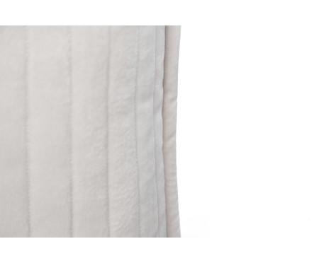 Almofada em Veludo  Ripado Gelo - 50x50cm   WestwingNow