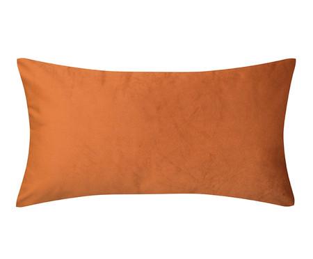 Almofada em Veludo Zig Zag Terra - 30x50cm | WestwingNow