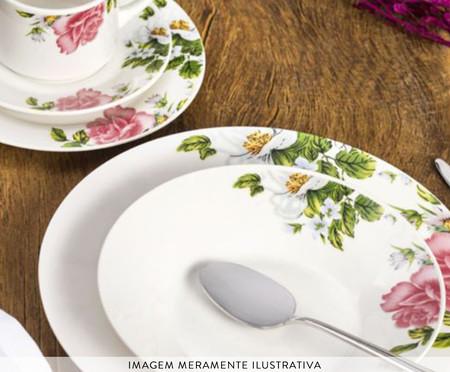 Jogo de Jantar em Porcelana Nápoles - 04 Pessoas | WestwingNow