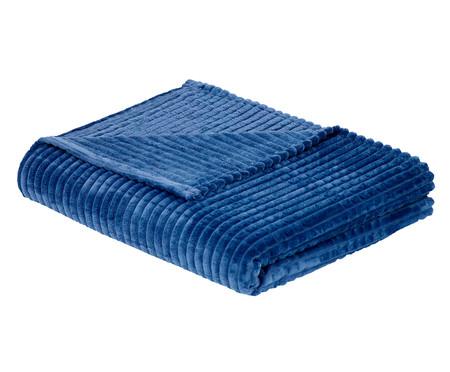 Cobertor Mont Blanc Navy - 300 g/m² | WestwingNow