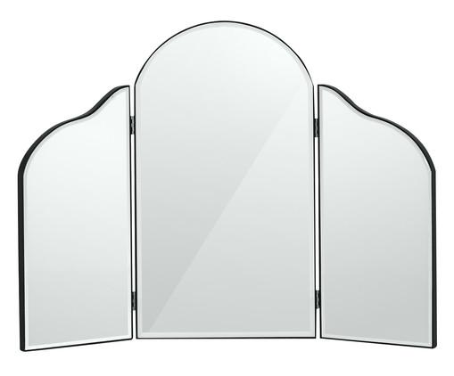 Espelho Jane - Prateado, Prata / Metálico, Espelhado | WestwingNow