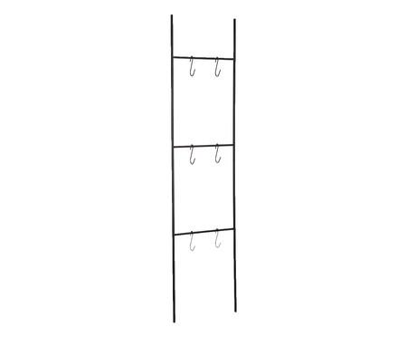 Escada Decorativa em Metal Finy - Preta | WestwingNow