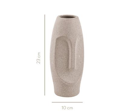 Vaso em Porcelana Moana - Areia   WestwingNow