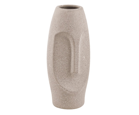 Vaso em Porcelana Moana - Areia | WestwingNow