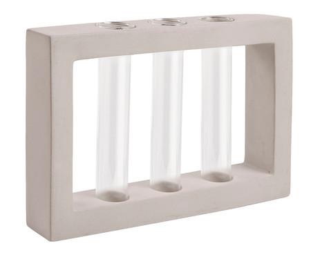 Vaso em Vidro Tubular Hadar | WestwingNow