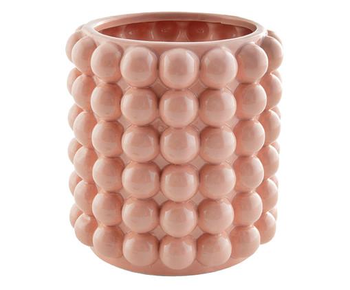Cachepot em Cerâmica Ivy - Rosé, Rosé | WestwingNow