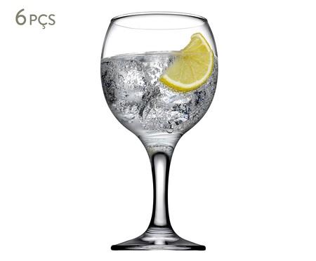 Jogo de Taças para Água Ferrin - Transparente | WestwingNow